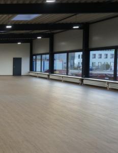 🇩🇪 Aachen, Nordstrasse, n-office commercial building, Spiralix radiators